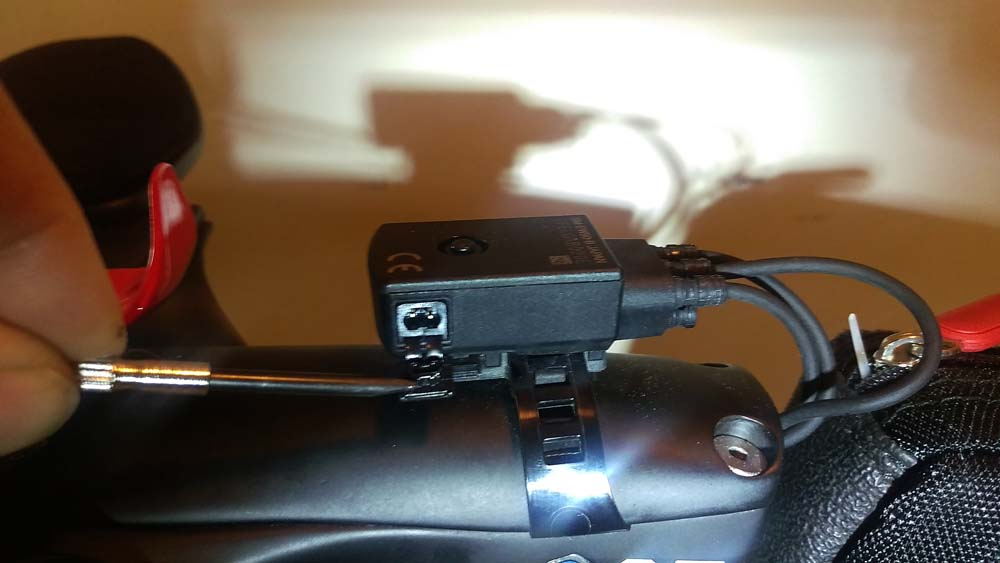 shimano di2 battery charger manual